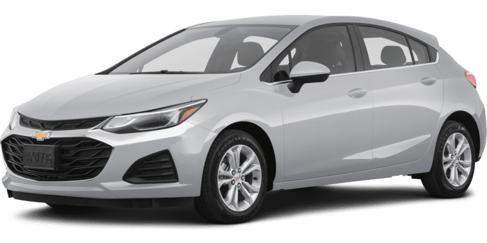 Chevrolet Cruze LS with 1SB Hatchback