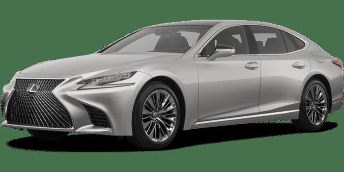 2019 Lexus LS LS 500 F Sport RWD