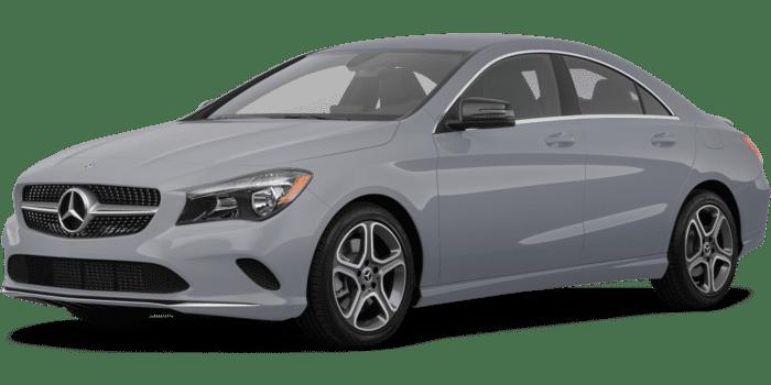 2019 Mercedes-Benz CLA CLA 250 FWD