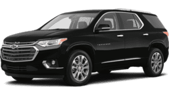 2021 Chevrolet Traverse in Knoxville, TN 1