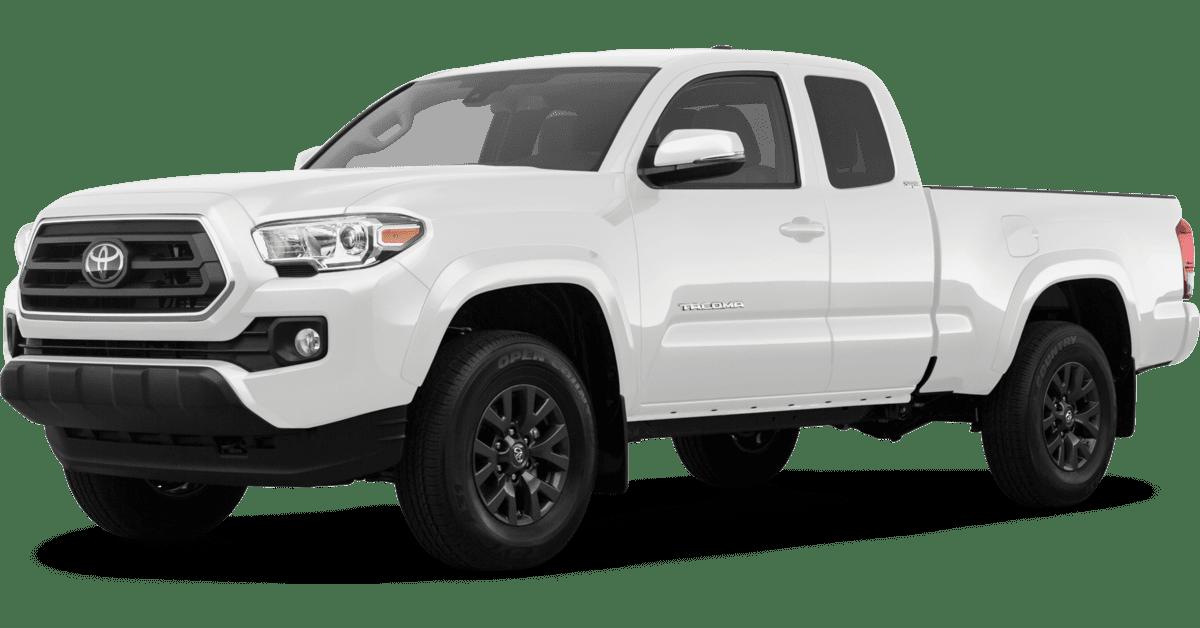 2021 Toyota Tacoma Prices Incentives Truecar