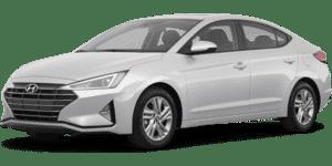 2020 Hyundai Elantra in Riverside, CA