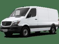 null Mercedes-Benz Sprinter Cargo Van Reviews
