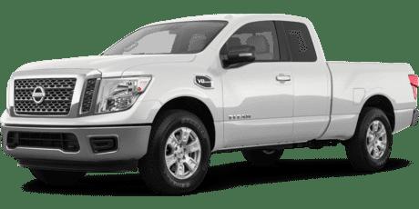 Nissan Titan PRO-4X King Cab 4WD