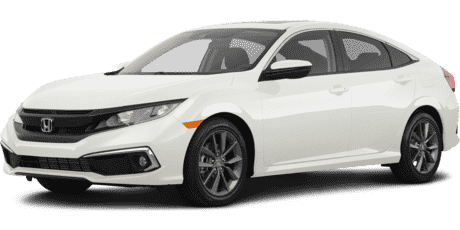 Honda Civic EX Sedan CVT