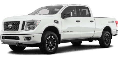 Nissan Titan XD PRO-4X Crew Cab Diesel 4WD