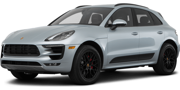 2018 Porsche Macan Turbo AWD with Performance Package