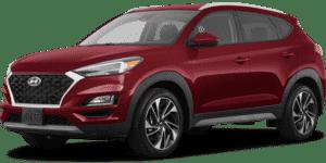 2020 Hyundai Tucson in Staunton, VA