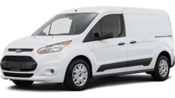 2017 Ford Transit Connect Van in Dundee, IL 1