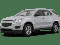 2017 Chevrolet Equinox Reviews