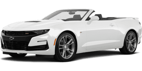 Chevrolet Camaro SS with 2SS Convertible