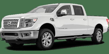 Nissan Titan XD SL Crew Cab Gas 4WD