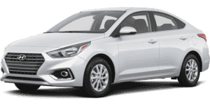 2020 Hyundai Accent in St. Petersburg, FL
