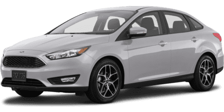 Ford Focus SEL Sedan