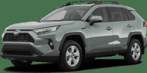 2020 Toyota RAV4 in Waite Park, MN