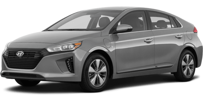 2018 hyundai ioniq plug in hybrid prices incentives dealers truecar. Black Bedroom Furniture Sets. Home Design Ideas