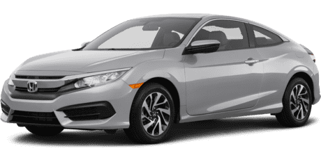 Honda Civic LX Coupe CVT
