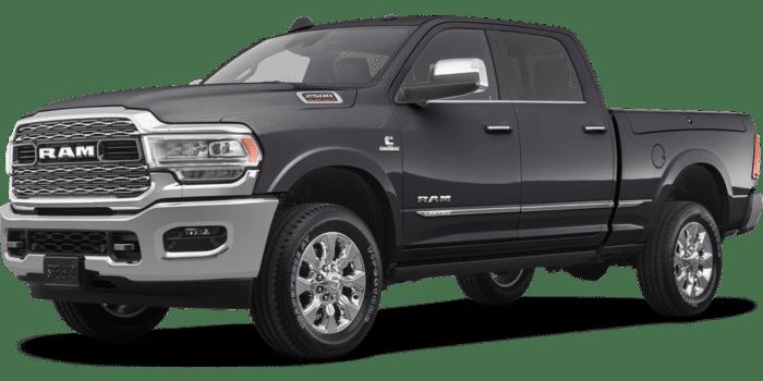 "2019 Ram 2500 Laramie Crew Cab 6'4"" Box 2WD"