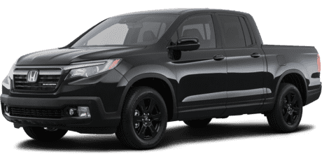 Honda Ridgeline Black Edition AWD