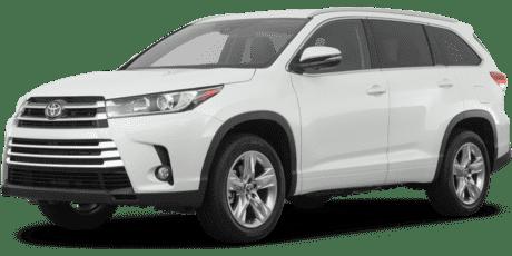 Toyota Highlander Limited Platinum V6 FWD