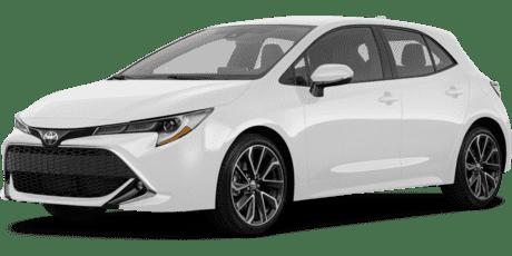 Toyota Corolla Hatchback XSE CVT