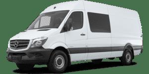 2018 Mercedes-Benz Sprinter Crew Van Prices