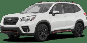 2020 Subaru Forester in Terrell, TX