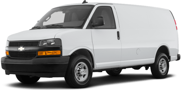 2018 Chevrolet Express Cargo Van Prices Reviews Incentives Truecar