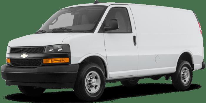 2021 Chevrolet Express Cargo Van Prices Incentives Truecar