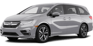 2020 Honda Odyssey in Fort Worth, TX