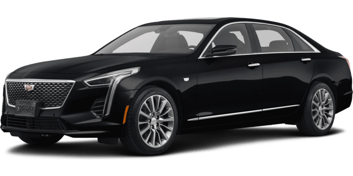 2019 Cadillac Ct6 Prices Reviews Incentives Truecar