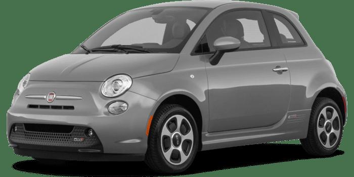 Fiat 500e price