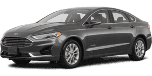 2019 Ford Fusion in Crestview, FL