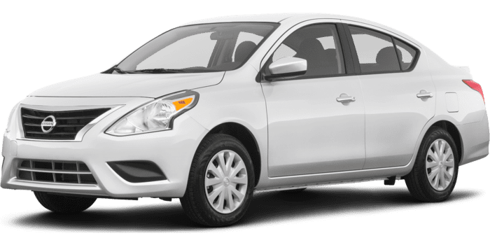 2019 Nissan Versa Prices Reviews Incentives Truecar