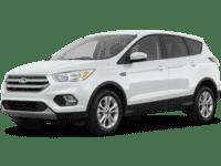2018 Ford Escape Reviews