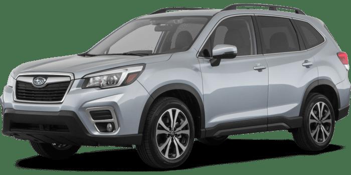 2019 Subaru Forester 2.5i Limited