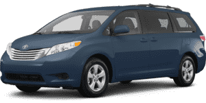 2017 Toyota Sienna in Daytona Beach, FL