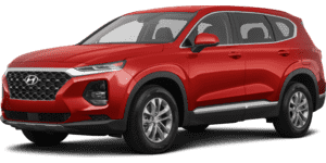 2020 Hyundai Santa Fe in Greensburg, PA