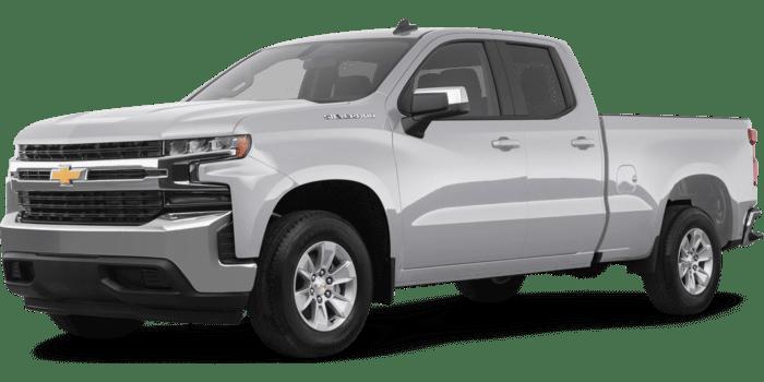2019 Chevrolet Silverado 1500 RST Double Cab Standard Box 4WD