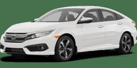 Honda Civic Touring Sedan CVT