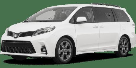 Toyota Sienna SE 8-Passenger FWD