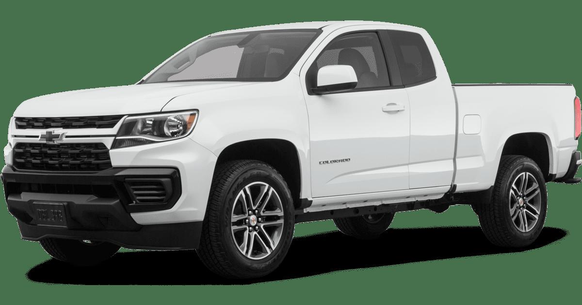 2021 Chevrolet Colorado Prices Incentives Truecar