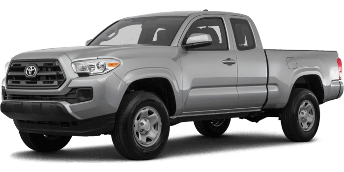 2019 Toyota Tacoma 4WD Prices, Incentives & Dealers | TrueCar