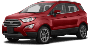 2019 Ford EcoSport in Port Angeles, WA