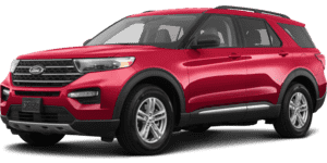 2020 Ford Explorer in Rosenberg, TX
