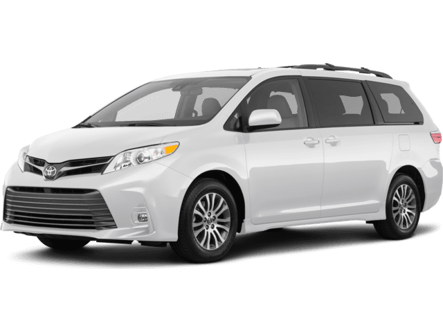 Toyota Sienna Reviews & Ratings