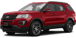 2017 Ford Explorer in Temecula, CA