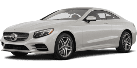Mercedes-Benz S-Class S 560 Coupe 4MATIC
