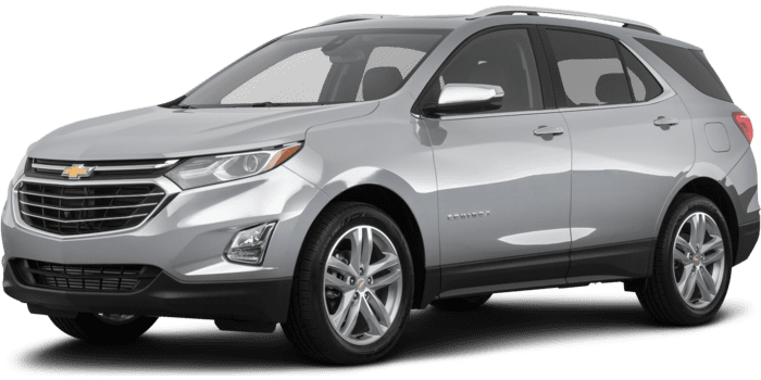 2019 Chevrolet Equinox Premier with 2LZ AWD