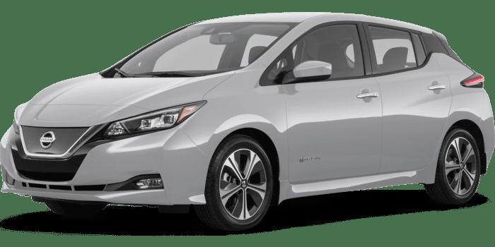 2019 nissan leaf prices, reviews & incentives | truecar